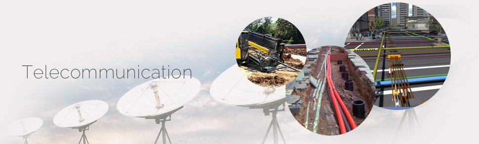GIS for Telecommunication
