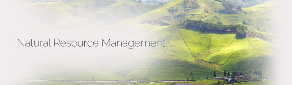 GIS for Natural Resource Management