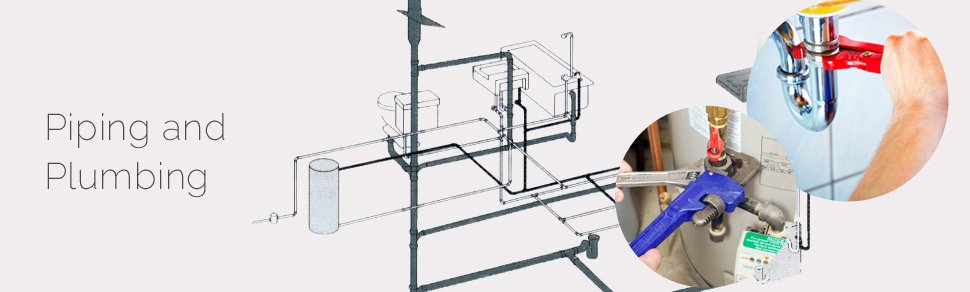 Piping and Plumbing CAD