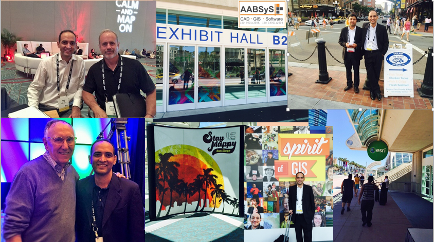 AABSyS IT attends ESRI User Conference USA 2015