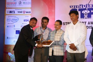 AABSyS IT Felicitated at the STPI Export Awards 2014-15