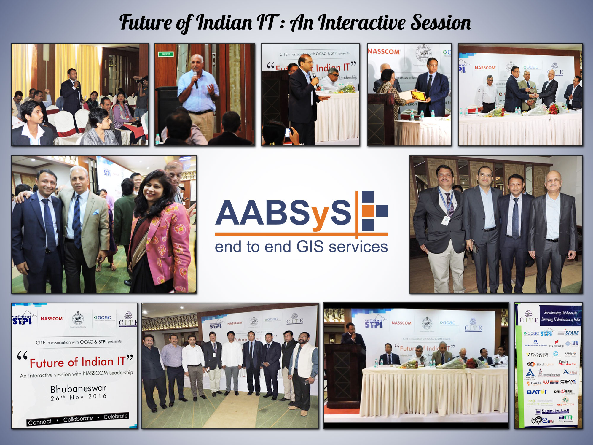 AABSyS IT attends CITE-NASSCOM Interactive Session