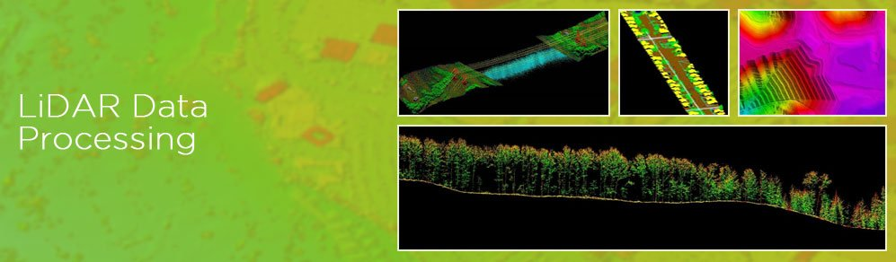 LiDAR Data Processing Services - AABSyS