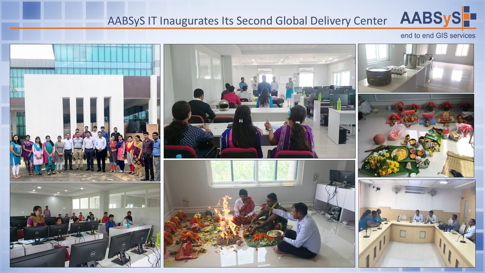 AABSyS IT Opens Its Second Global Delivery Center