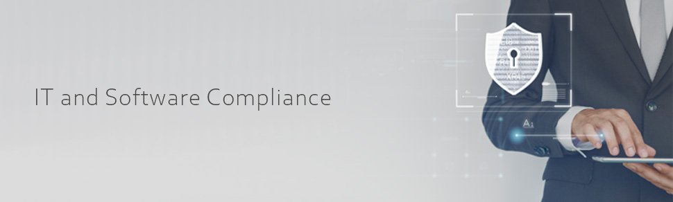 IT and Software Compliance